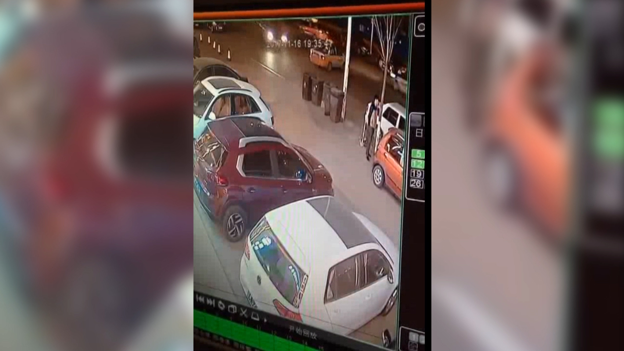 Chinese man escapes death twice in seconds