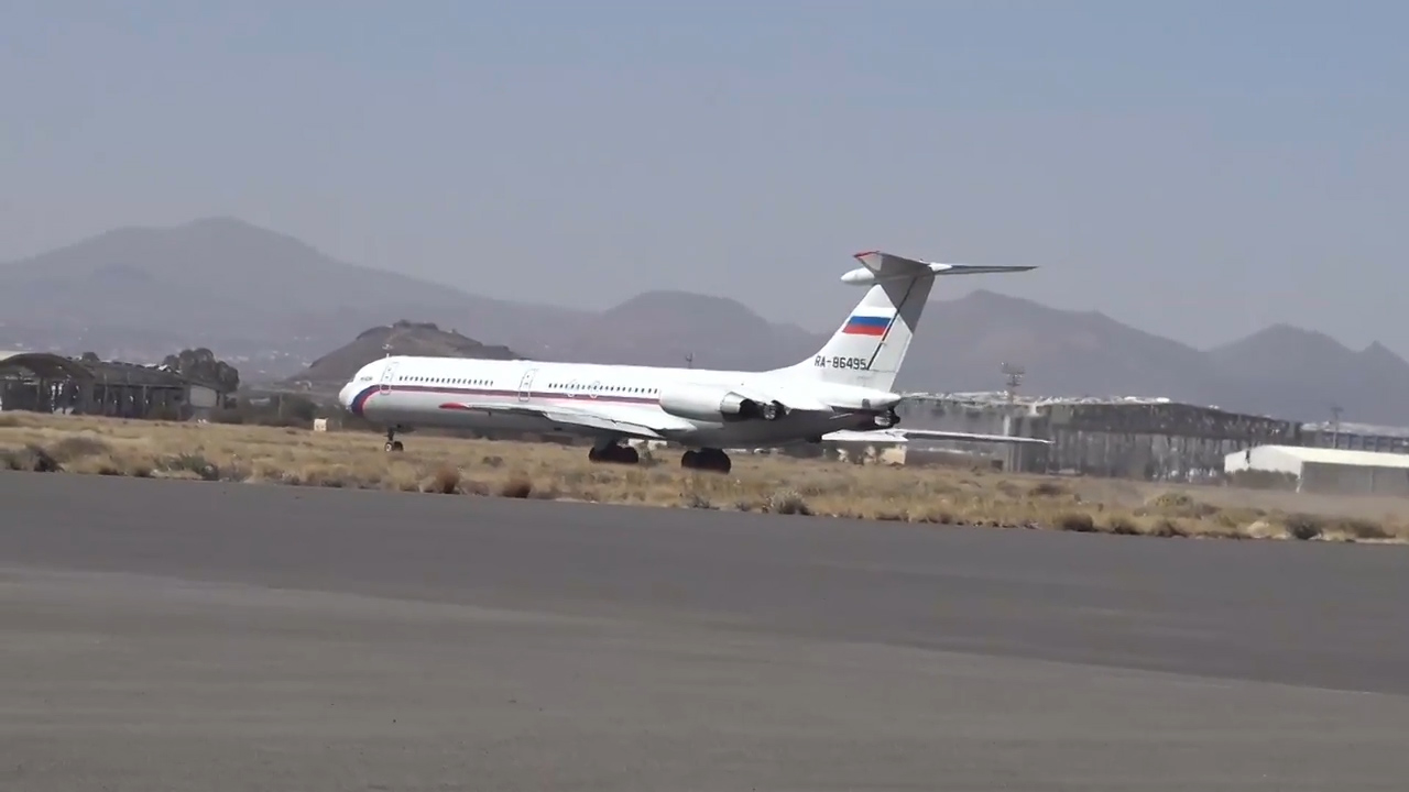 Sana'a airport re-opens for humanitarian aid aircrafts