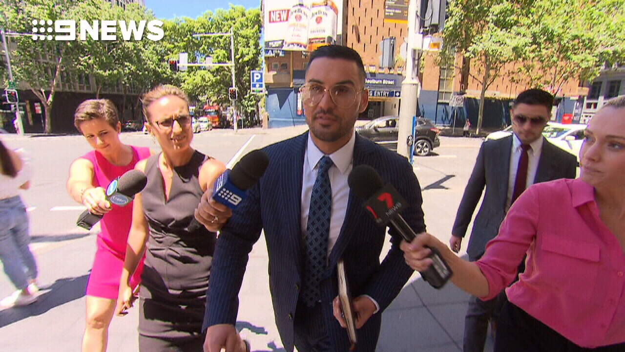 Salim Mehajer faces court over failure to pay cleaner