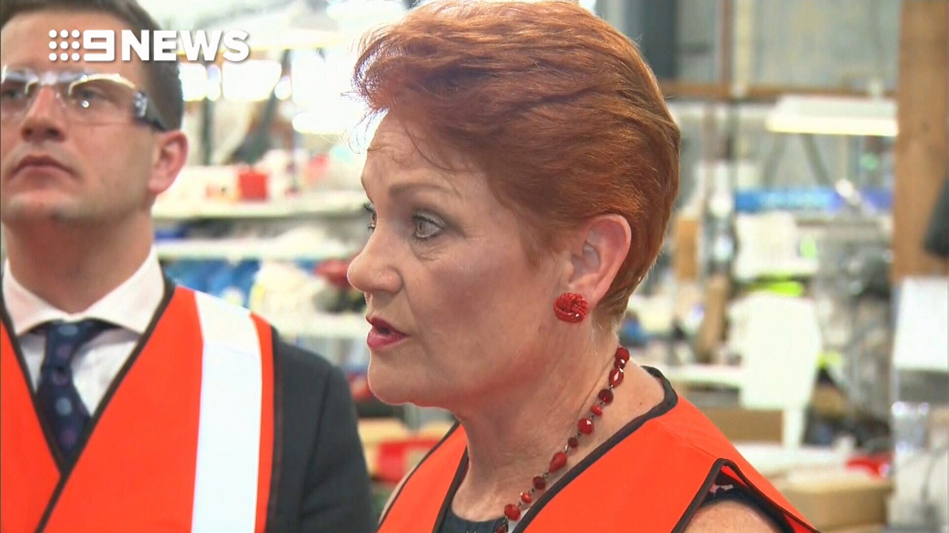 Pauline Hanson can't name local candidate