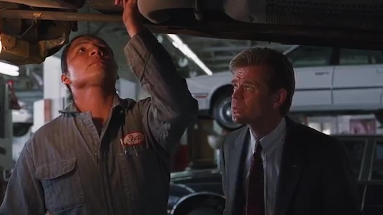 Steve Reevis stars Shep Proudfoot in Fargo
