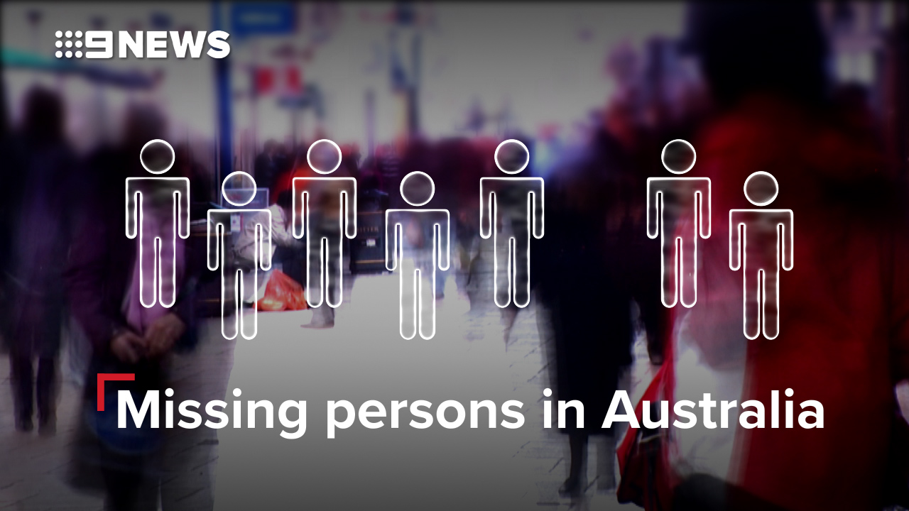 Missing persons in Australia