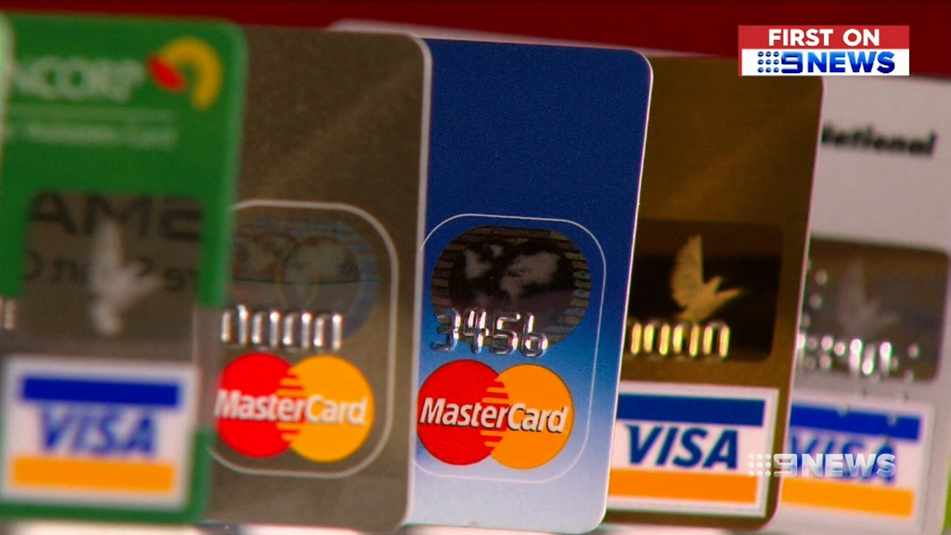 Crackdown on excessive credit card surcharges