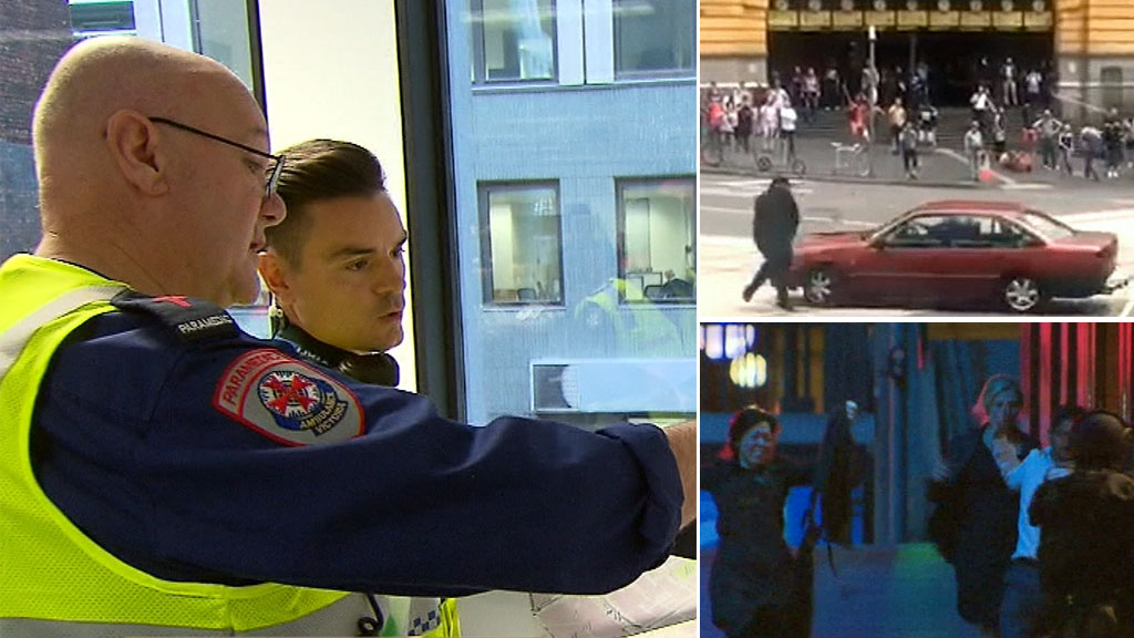 Victoria Police to be retrained to deal with terror