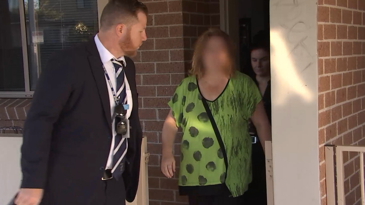 Female teacher charged over historic sex assaults