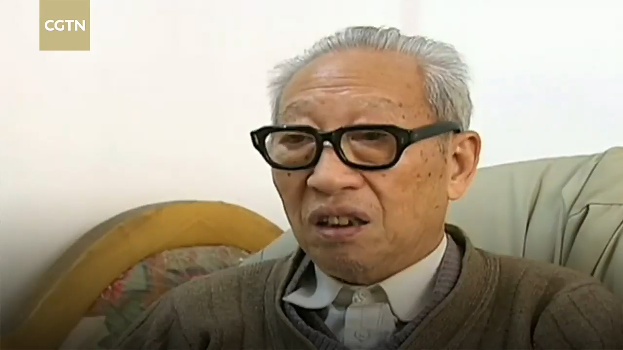 Last witness of Nanjing massacre speaks