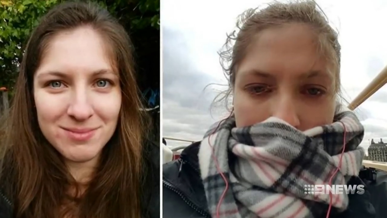 9NEWS: Perth woman still missing in Whistler