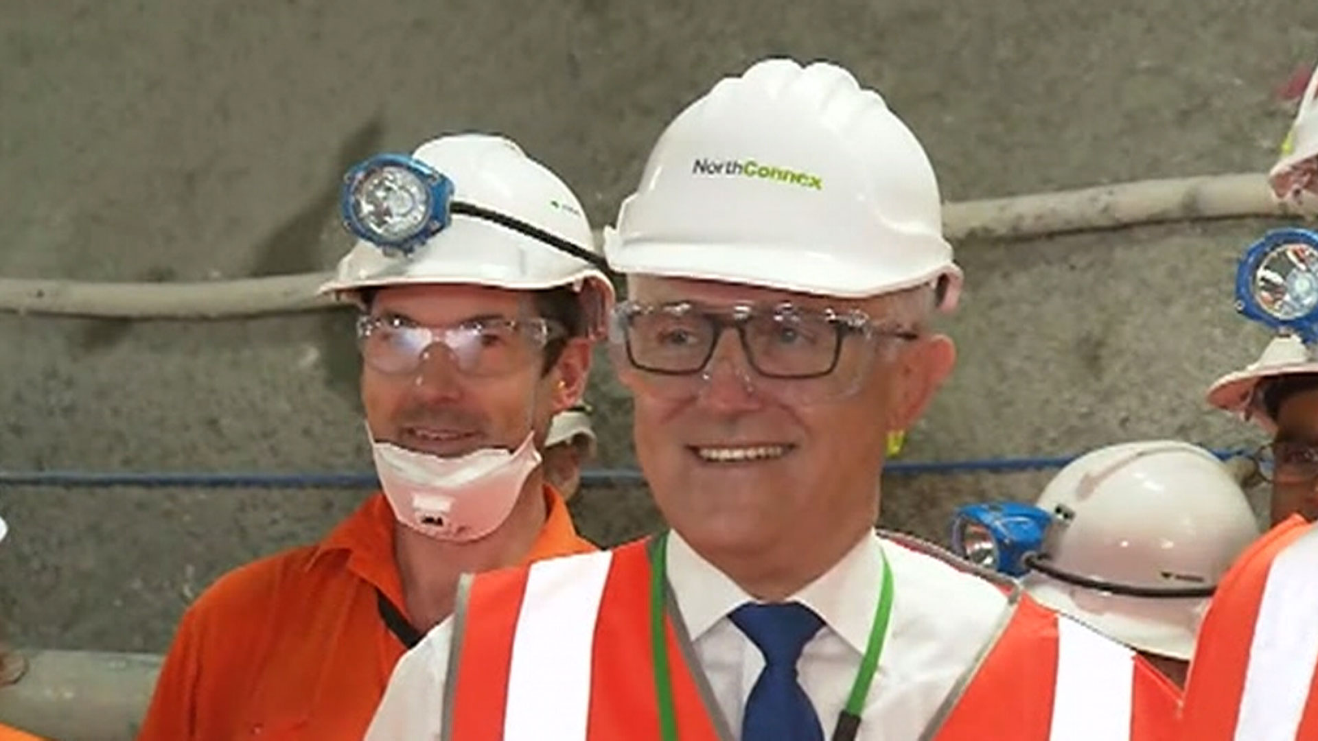 Turnbull campaigning hard in Sydney's Bennelong