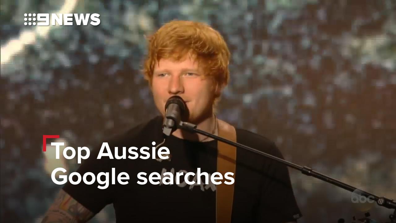 Top Aussie Google searches