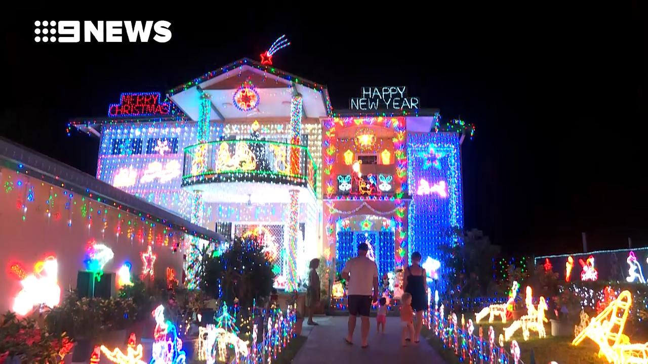 The best Christmas light displays in Darwin