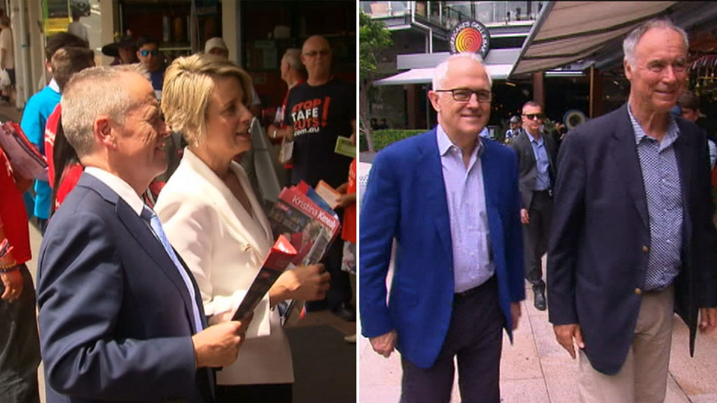 Polls shows John Alexander takes the lead in the Bennelong By-Election