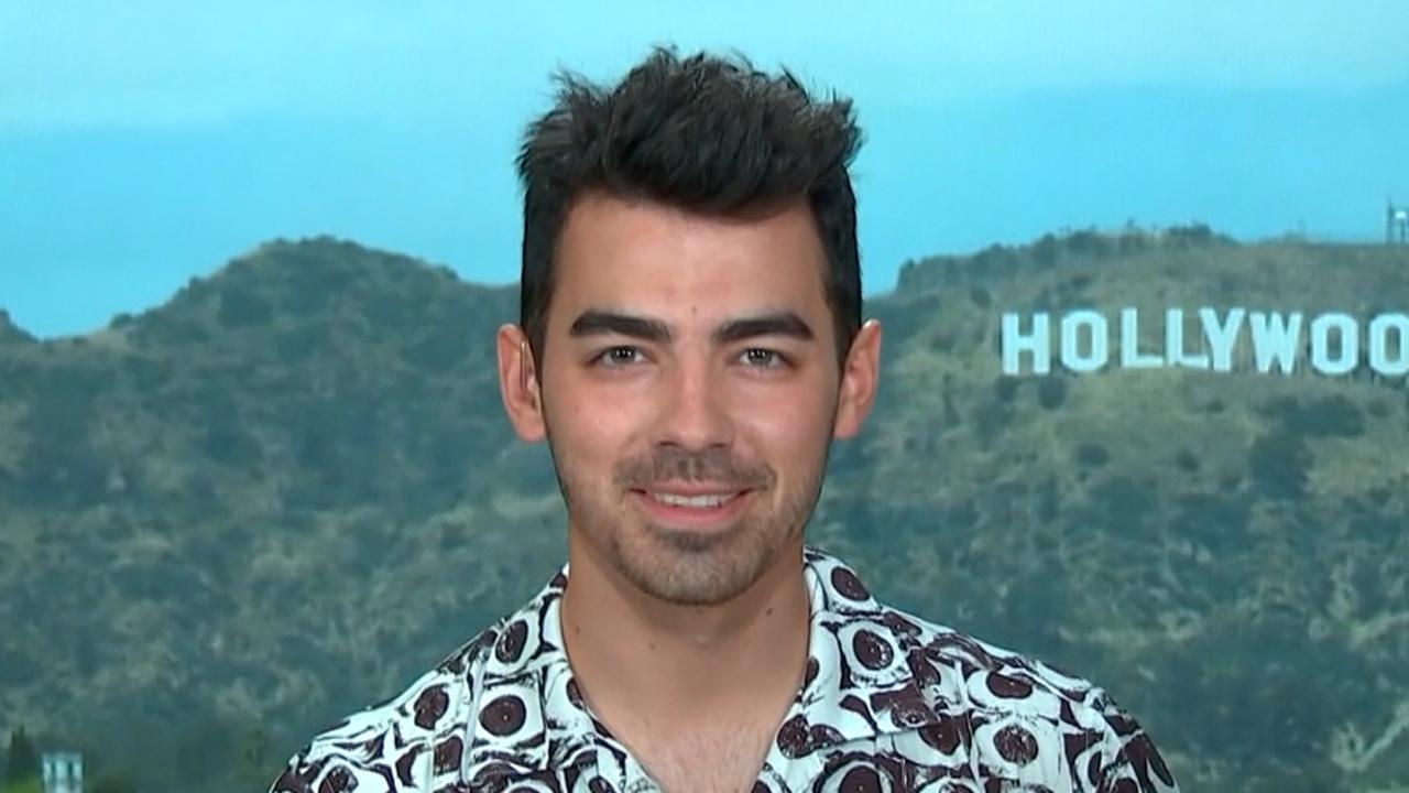 TODAY: Joe Jonas to Coach on The Voice Australia