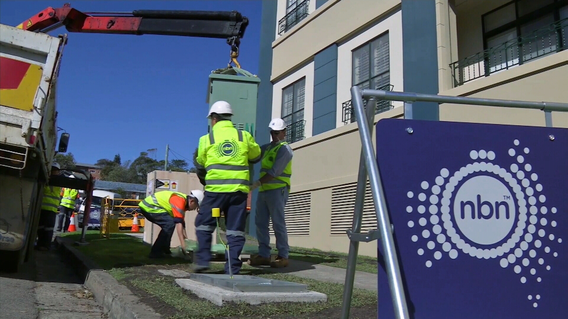 NBN Co cuts charges