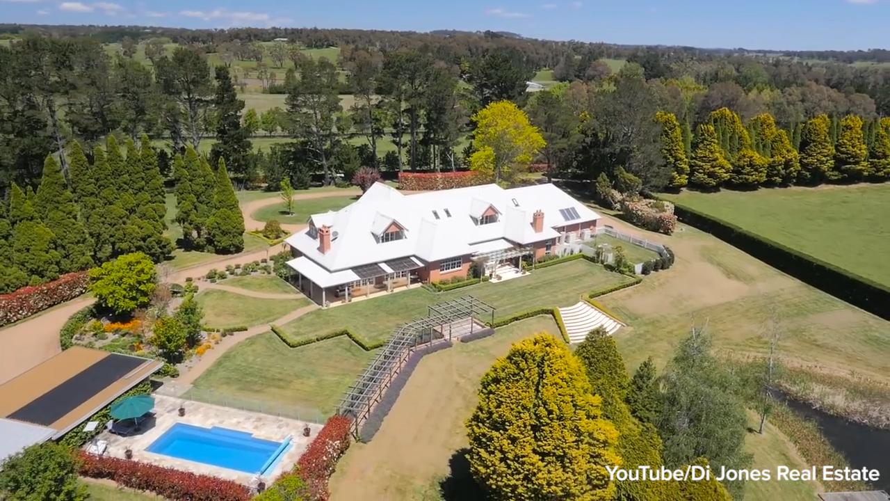 John Alexander's $5 million property