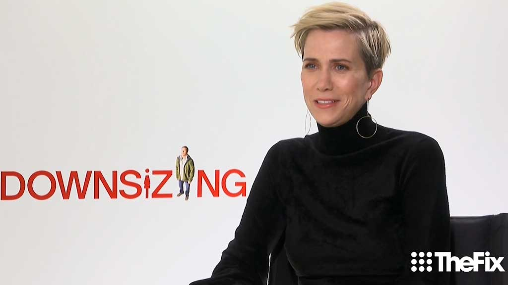 Kristen Wiig and Hong Chau talk 'Downsizing'