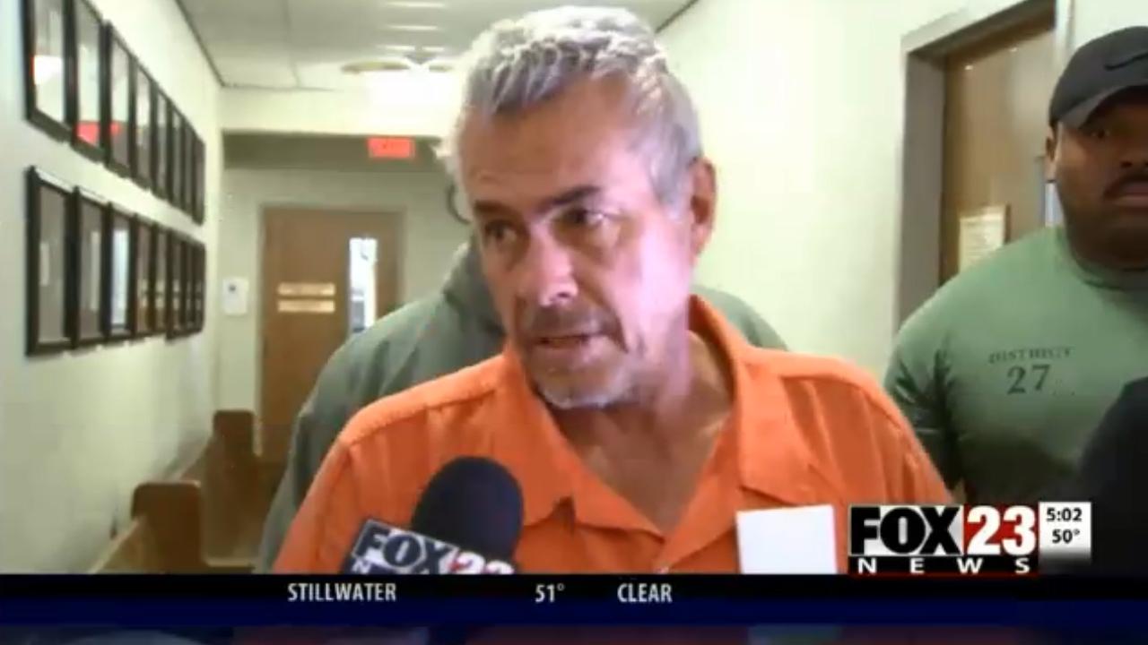 Oklahoma man accused of horrific crimes against children