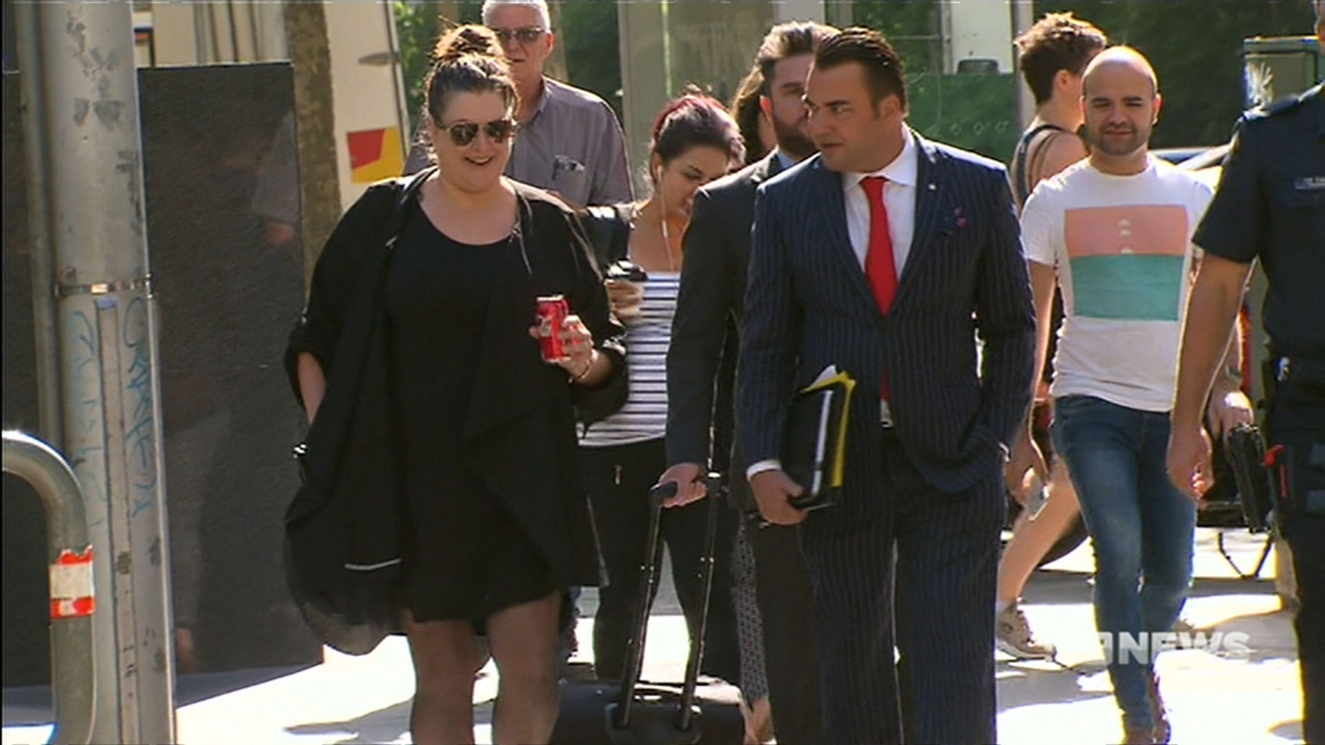 Tziporah Malkah pleads guilty to driving erratically