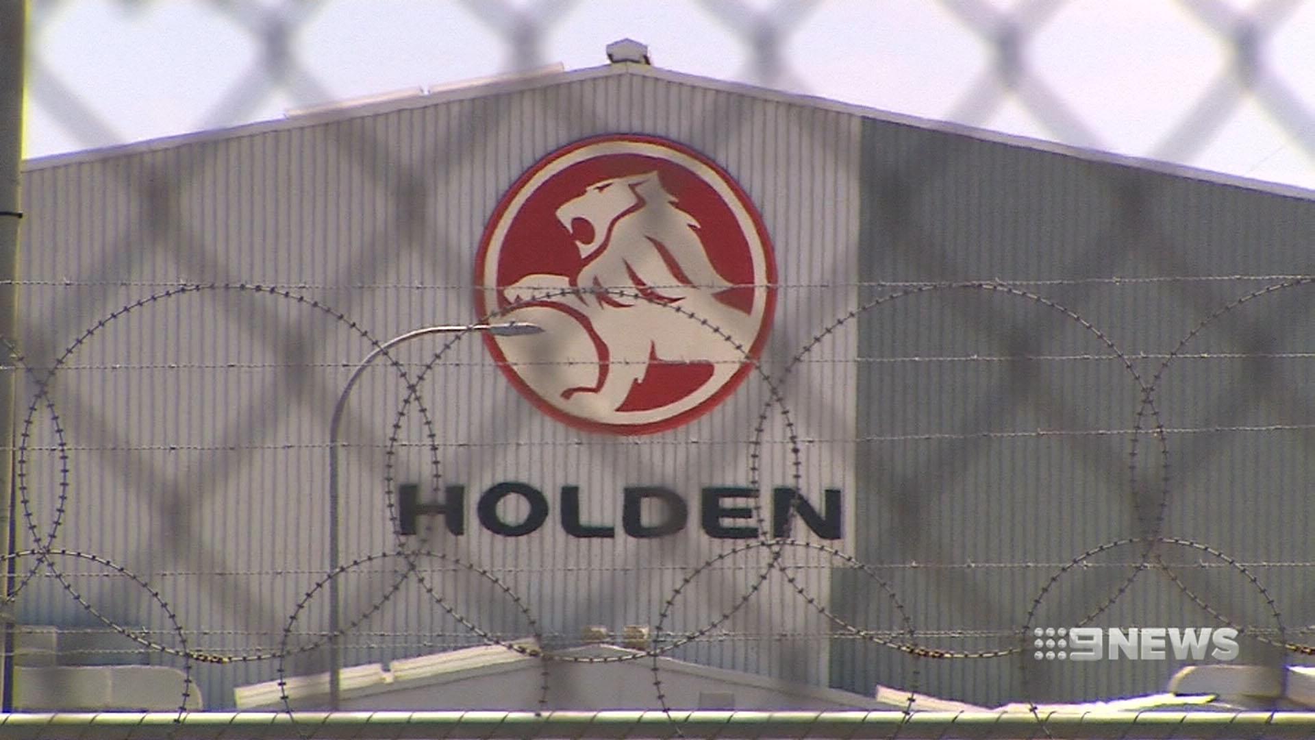 Holden sells Elizabeth factory