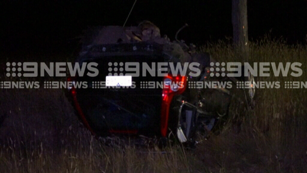 Six people injured in Victorian highway collision