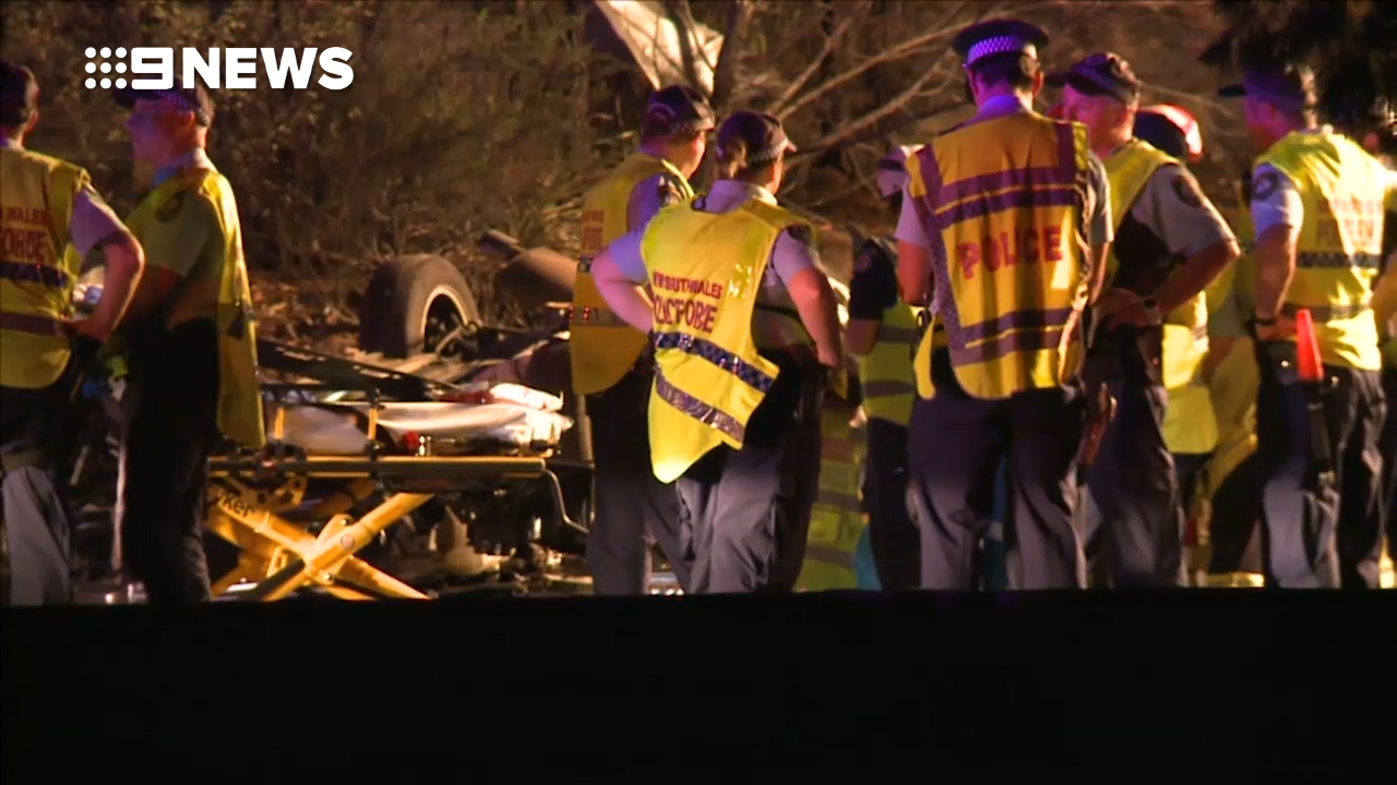 Woman in hospital after Mount Colah crash