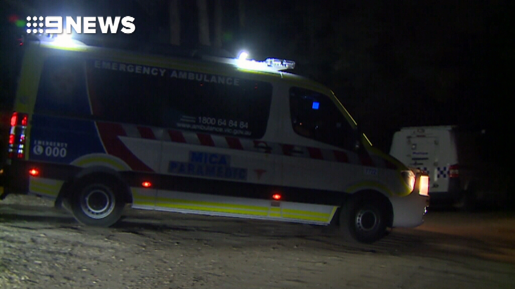 Woman found dead on rural Victoria property