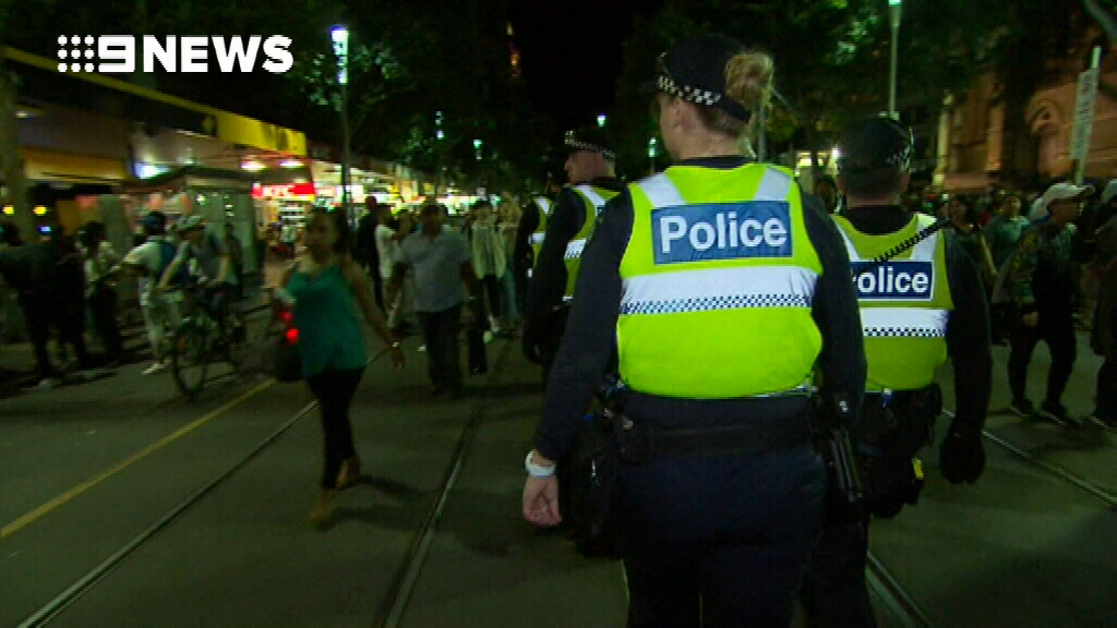 Rapid response Victoria Police task force to target terrorism