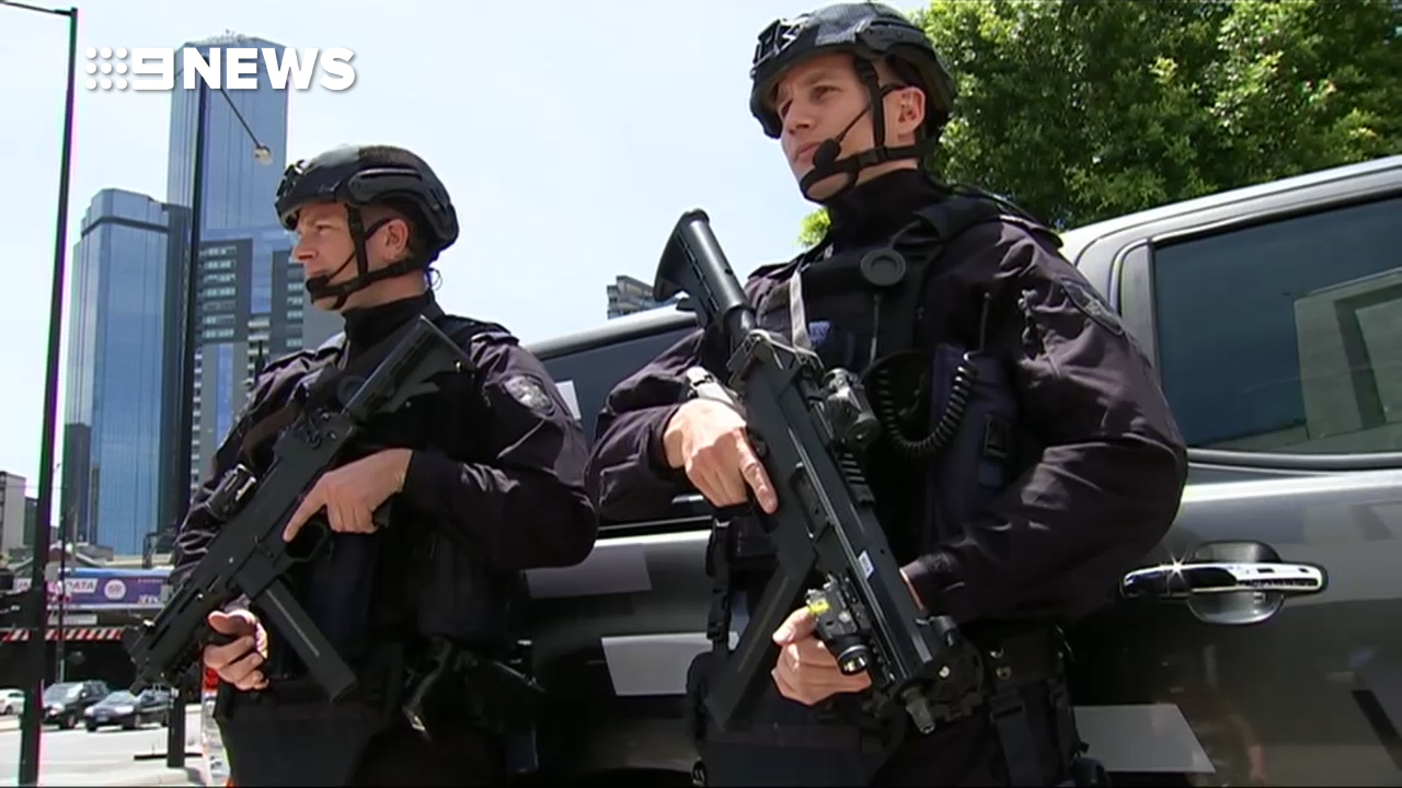 'Timing is everything': New police task force for Melbourne