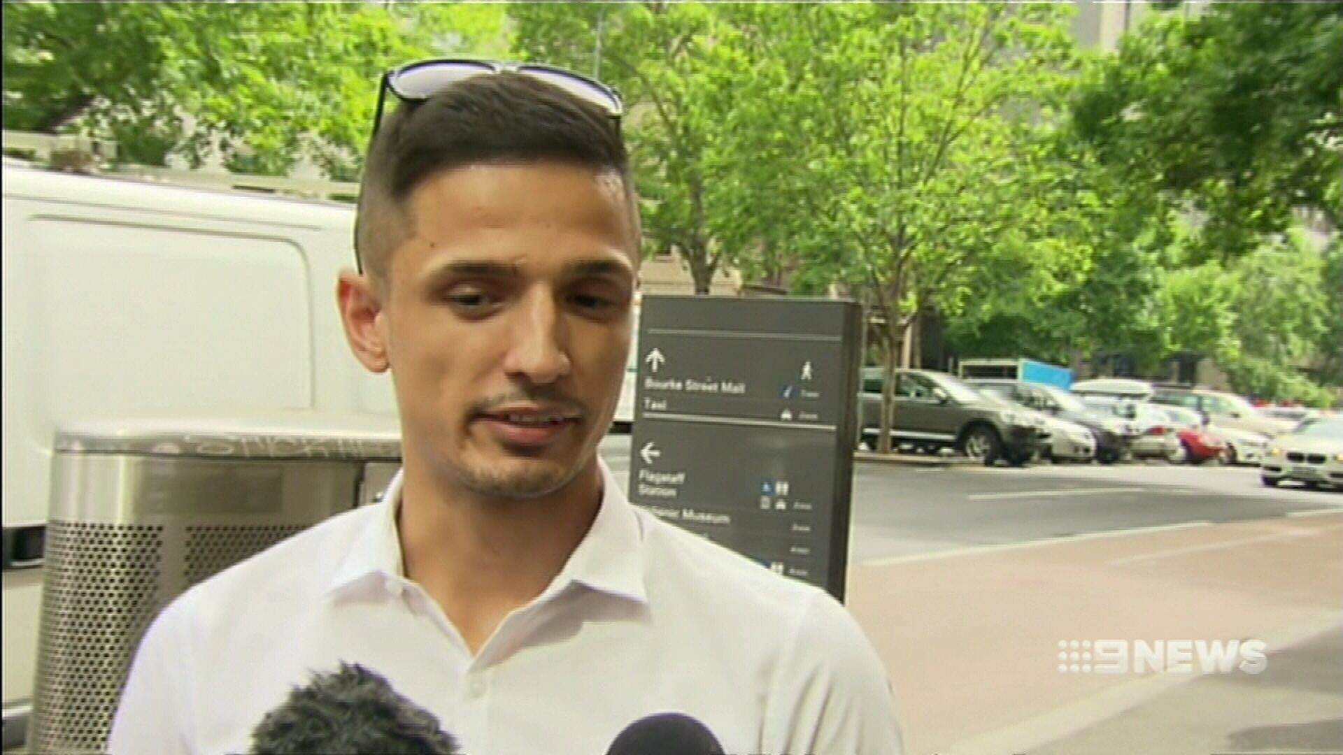 Brother of Bourke Street killer concerned about his sibling's mental health