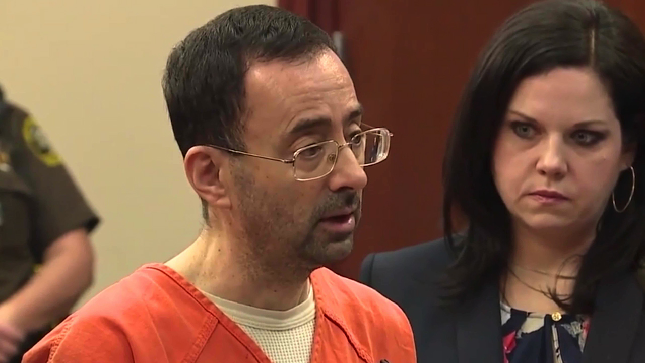 Former USA Gymnastics doctor pleads guilty to molesting young girls