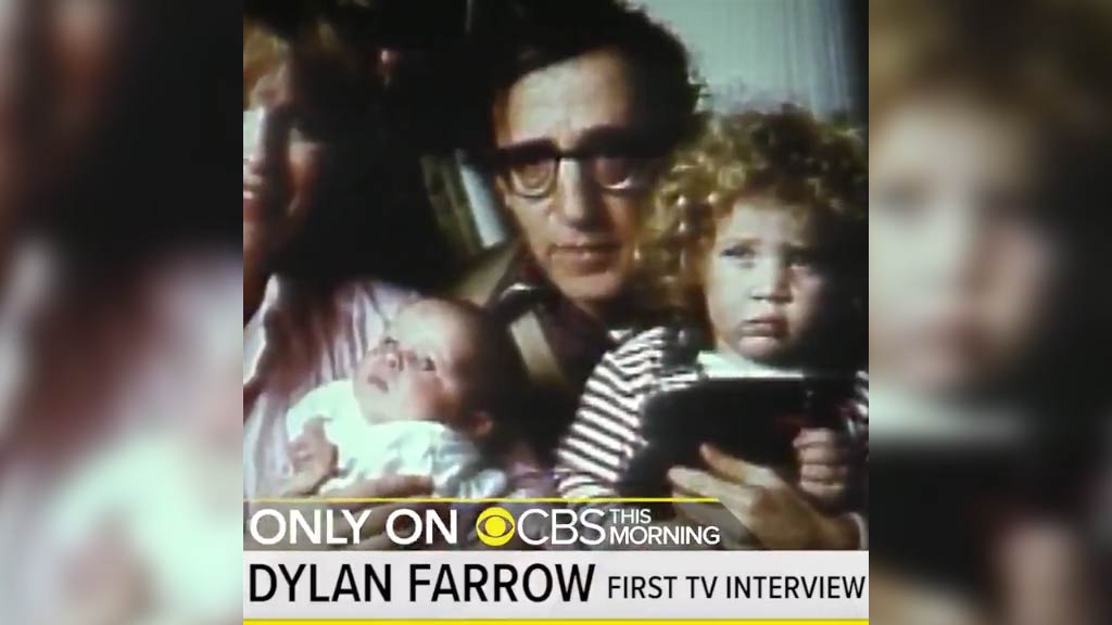 Dylan Farrow first TV interview teaser