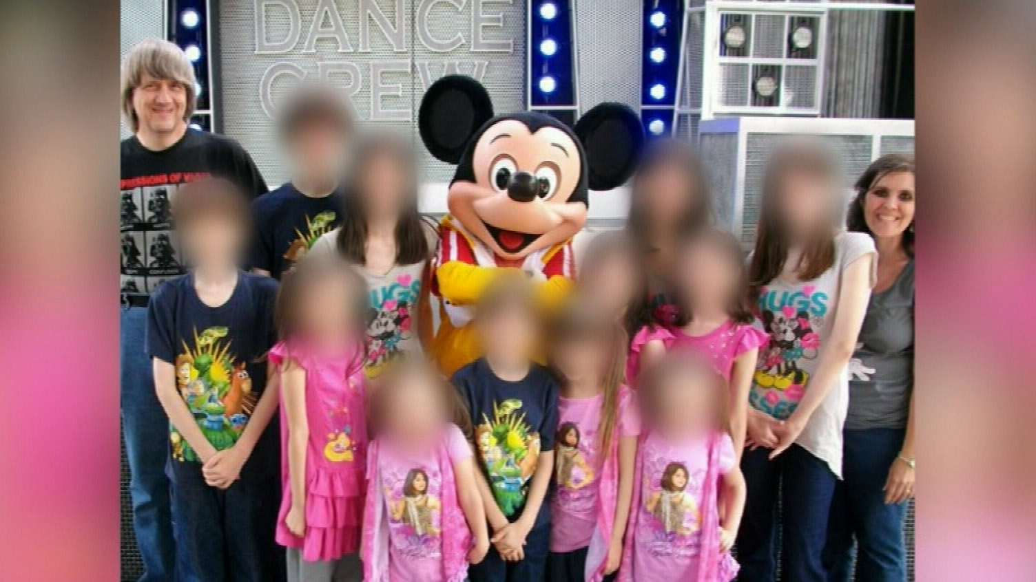 Disturbing details emerge over thirteen children kept captive