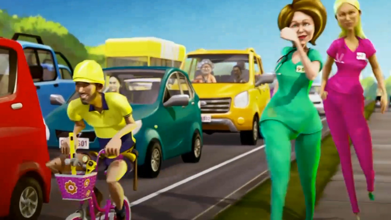 Tradies outraged by Commonwealth Games ad