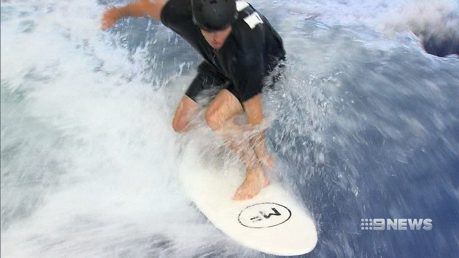 WA's first indoor wave park to open