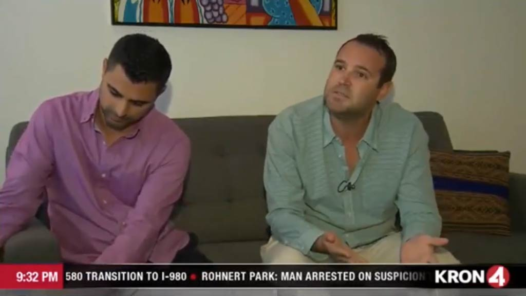Gay couple sues US for denying citizenship to one of their twin sons