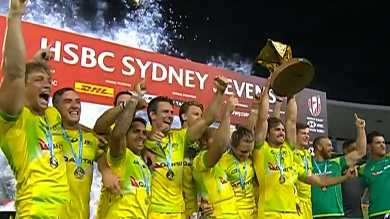 TODAY: Aussies claims World Sevens title in Sydney