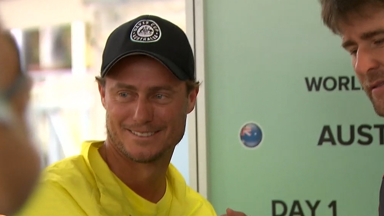 TODAY: DeMinaur set to make Davis Cup singles debut