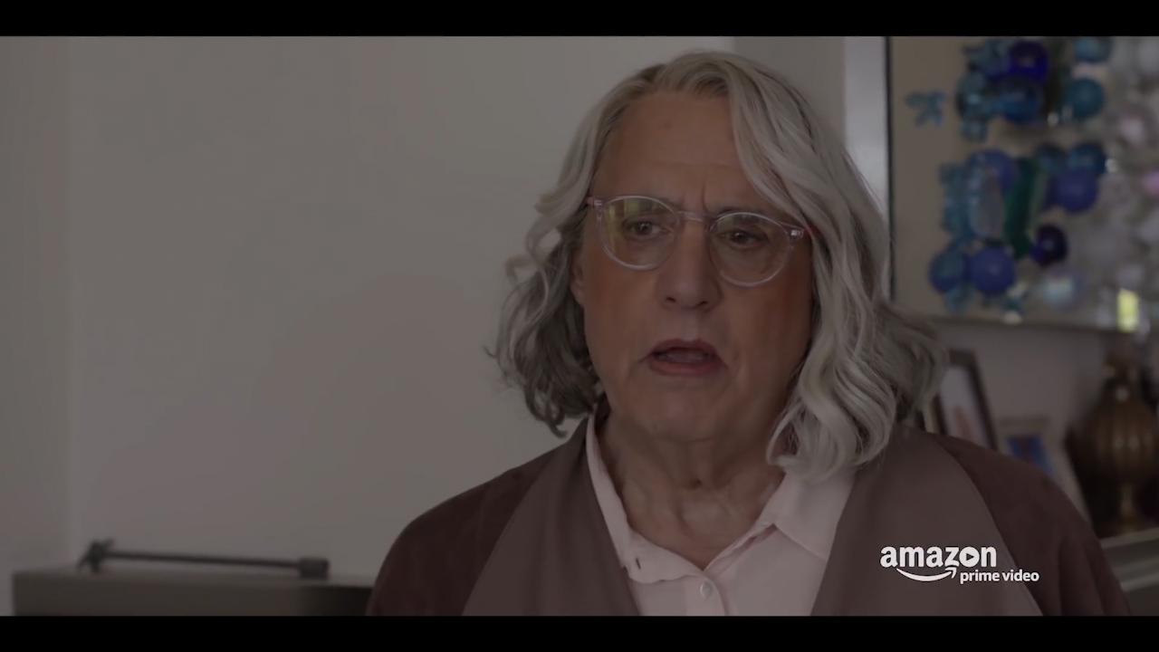 Jeffrey Tambor stars in 'Transparent'