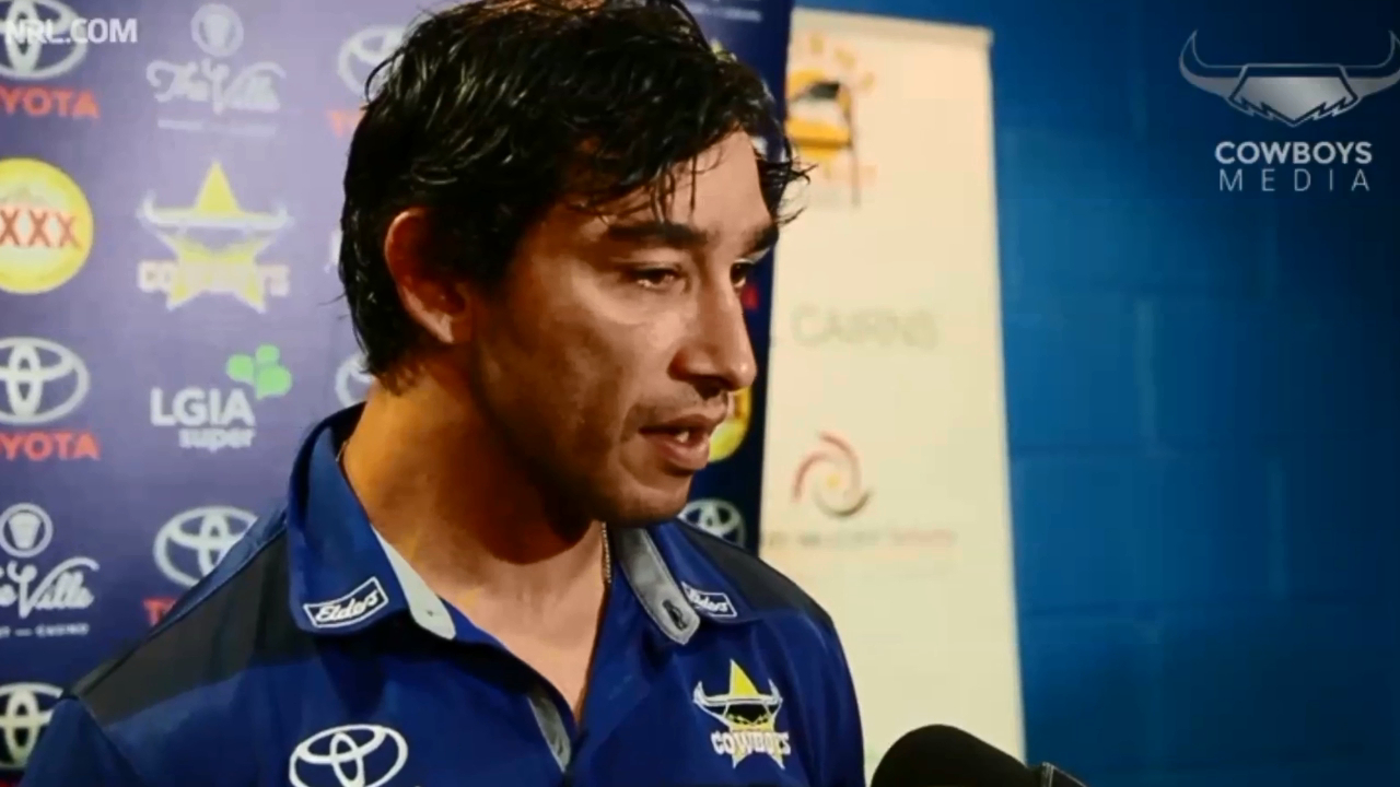 Thurston gives damning appraisal of his game after injury return