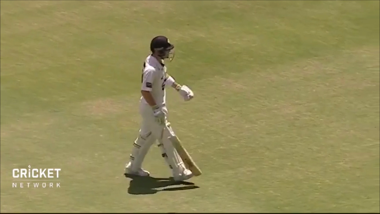 Josh Inglis' bizarre recall in Sheffield Shield