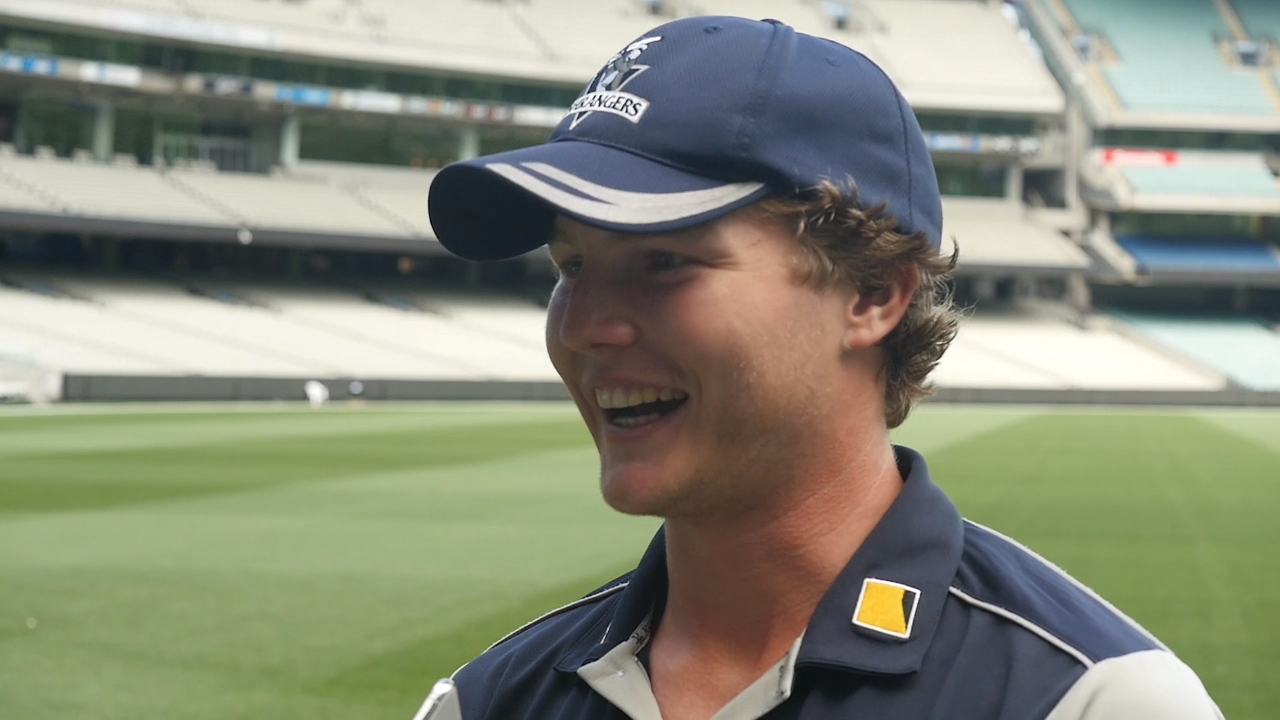 Cricket's next big thing lives up to his name