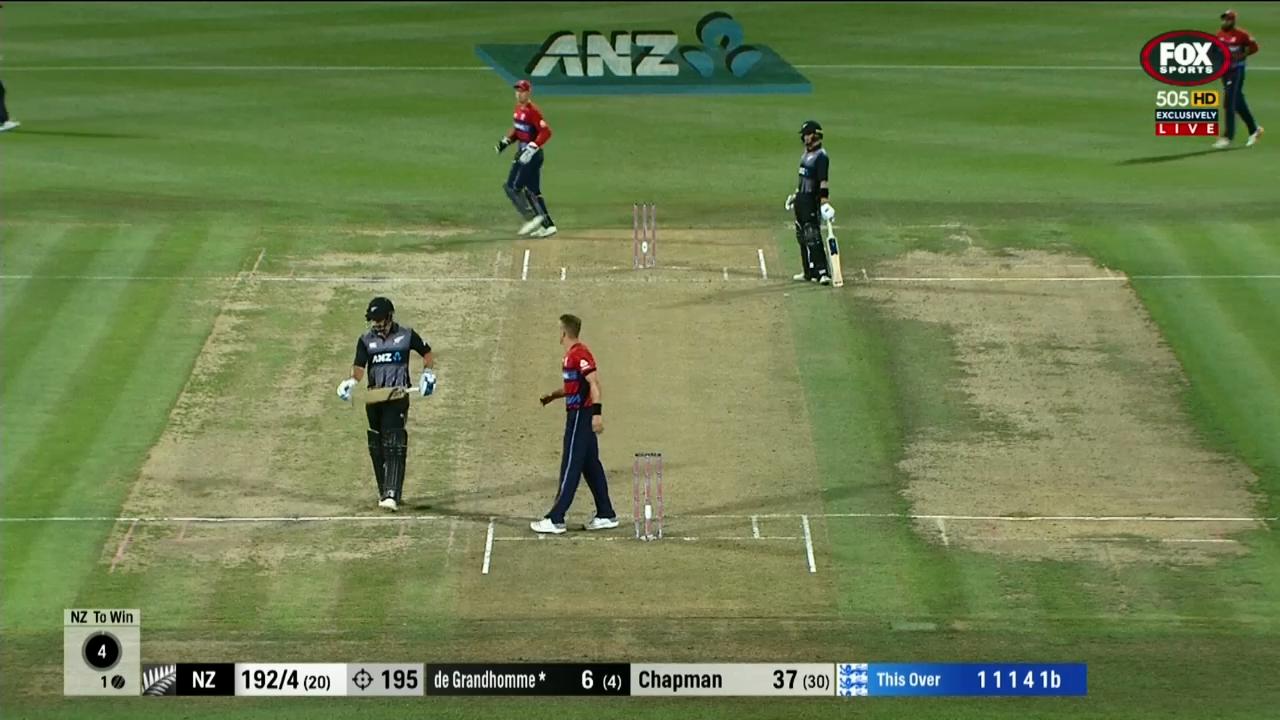 New Zealand fall short but still make the T20 final