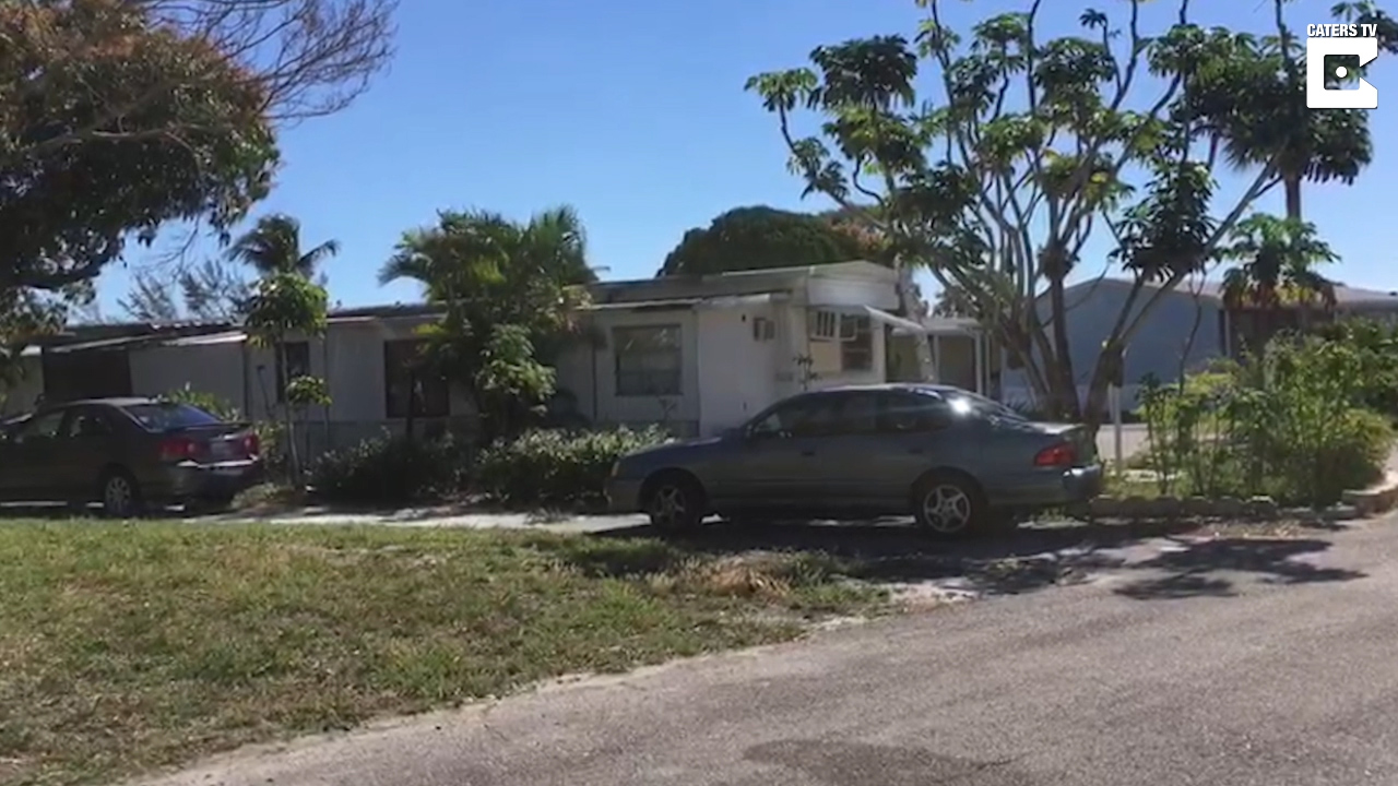 Florida couple had 'monster' living under their roof