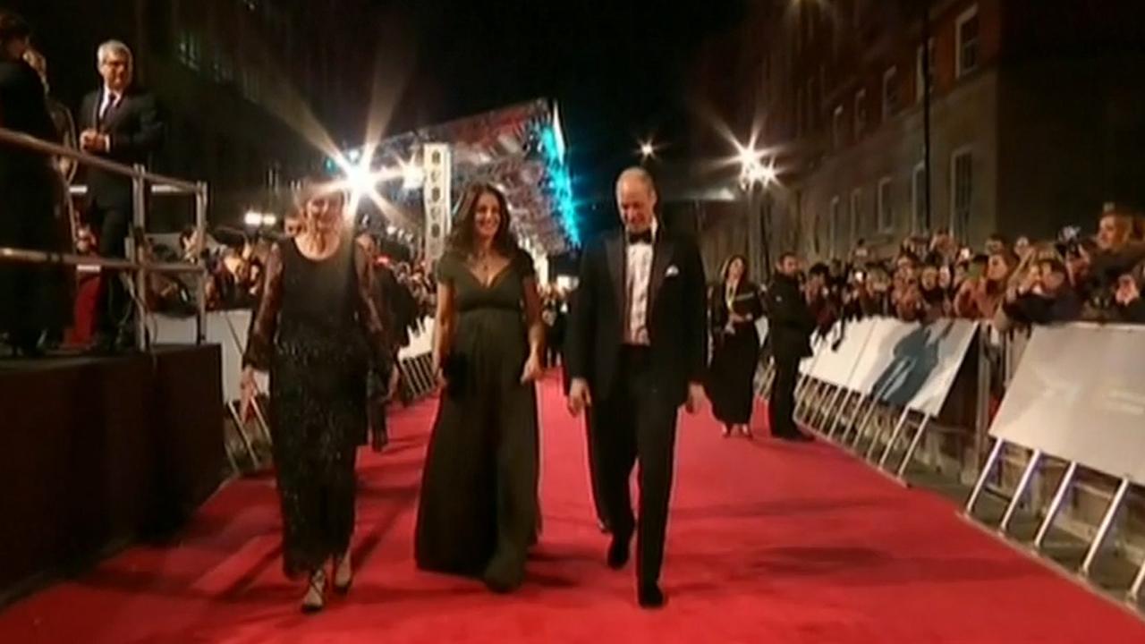 TODAY: British Oscars