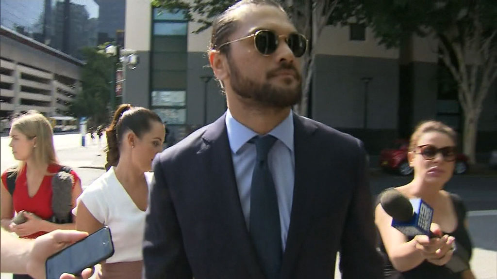 Rugby star Karmichael Hunt slapped with $600 Xanax fine