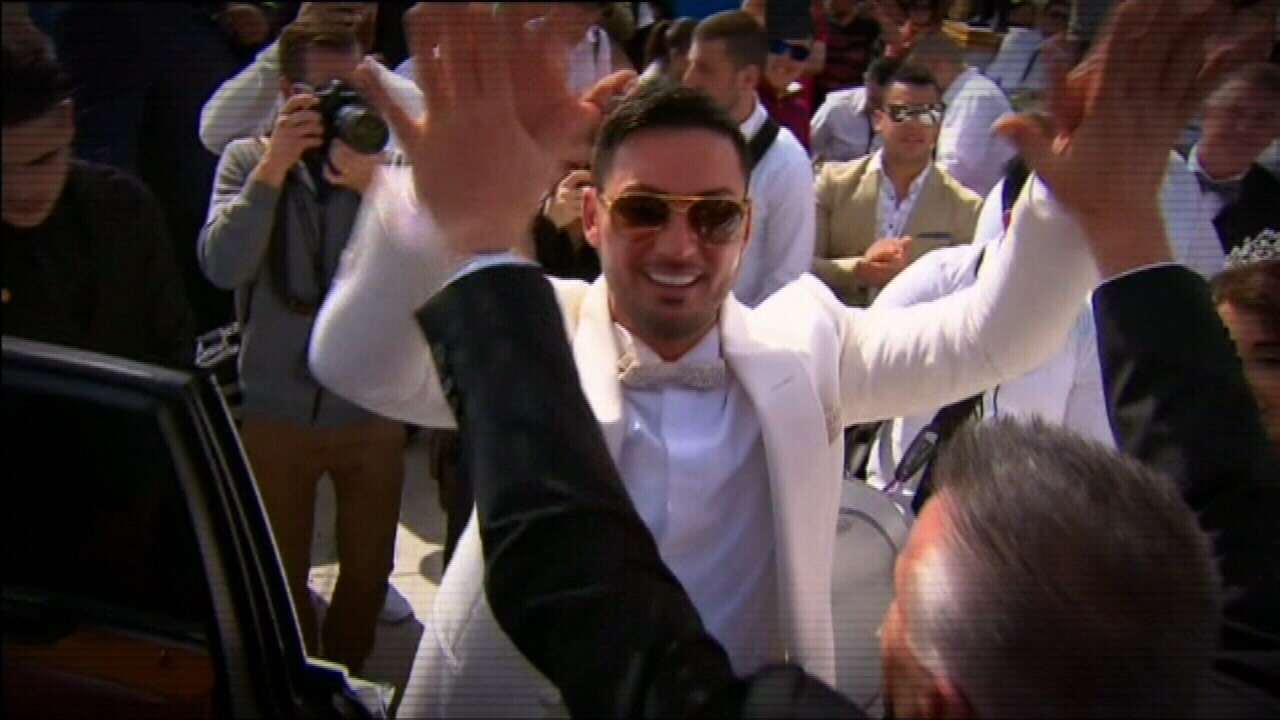 Salim Mehajer to plead 'not guilty' to assault charges