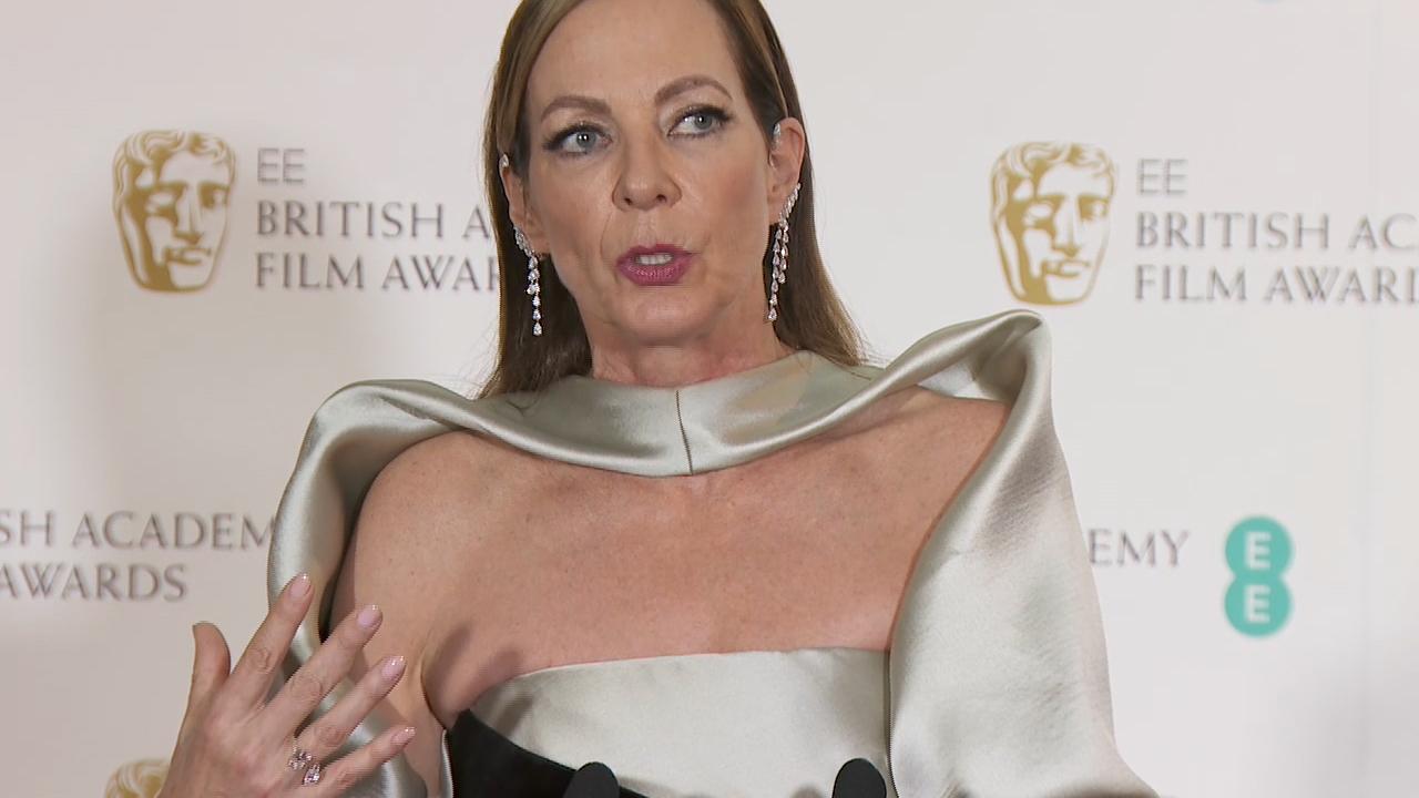 Allison Janney praises Margot Robbie