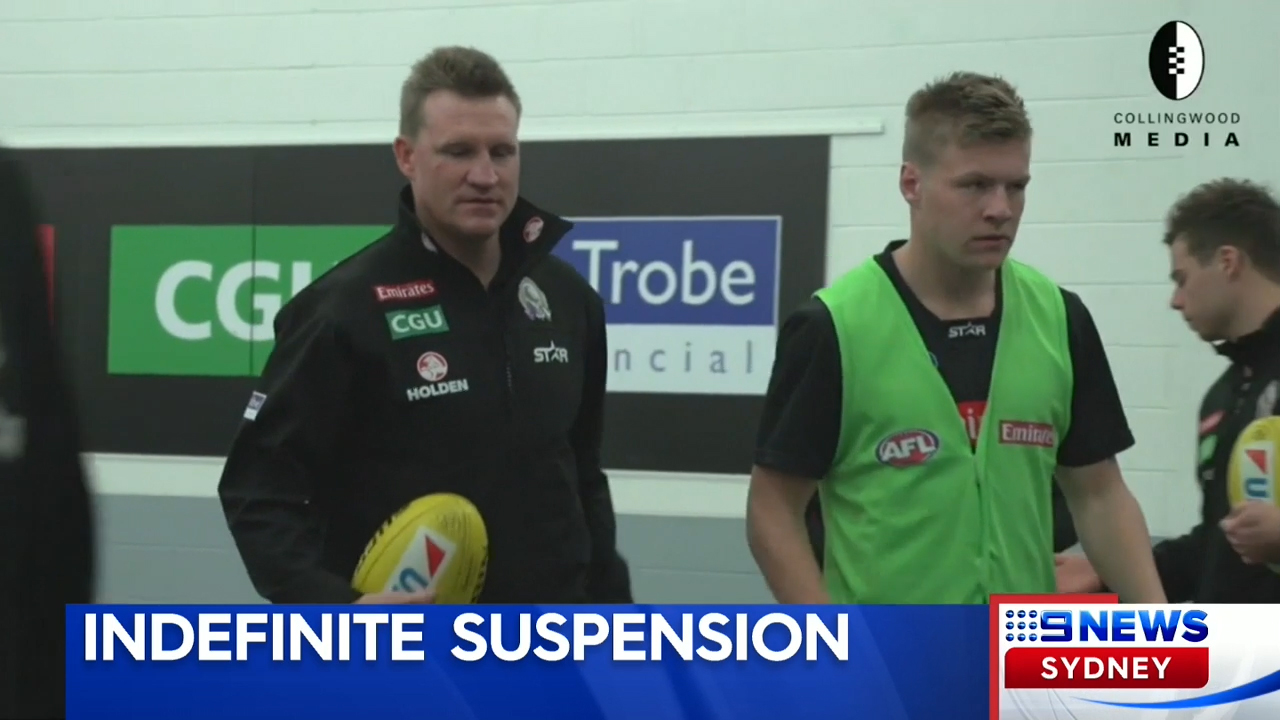 De Goey dealt tough punishment by Collingwood