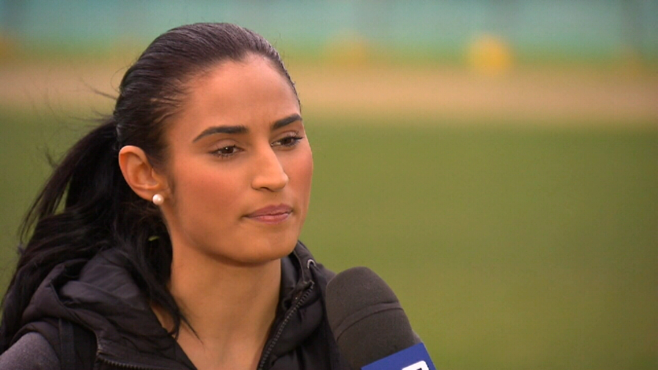 Jessica Peris 'tests positive to banned substance'