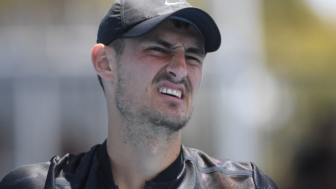 Tomic opens up about future