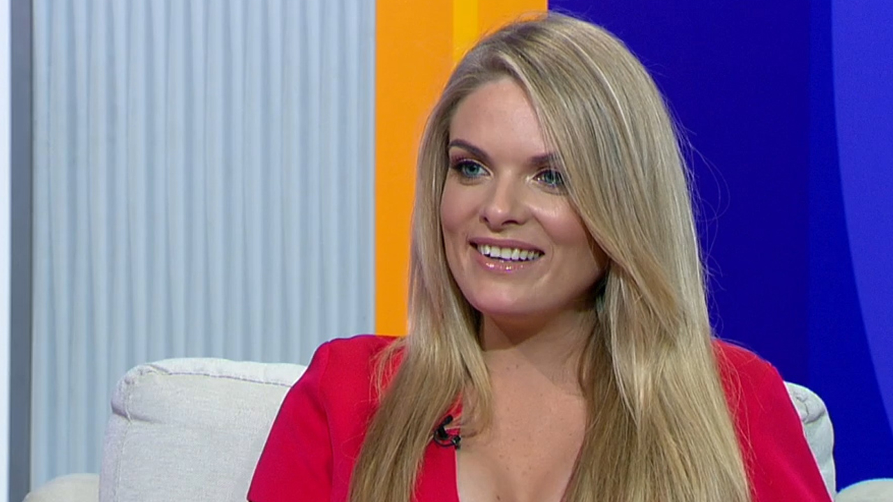 Erin Molan on TODAY